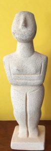 Sculpture Cycladic Woman