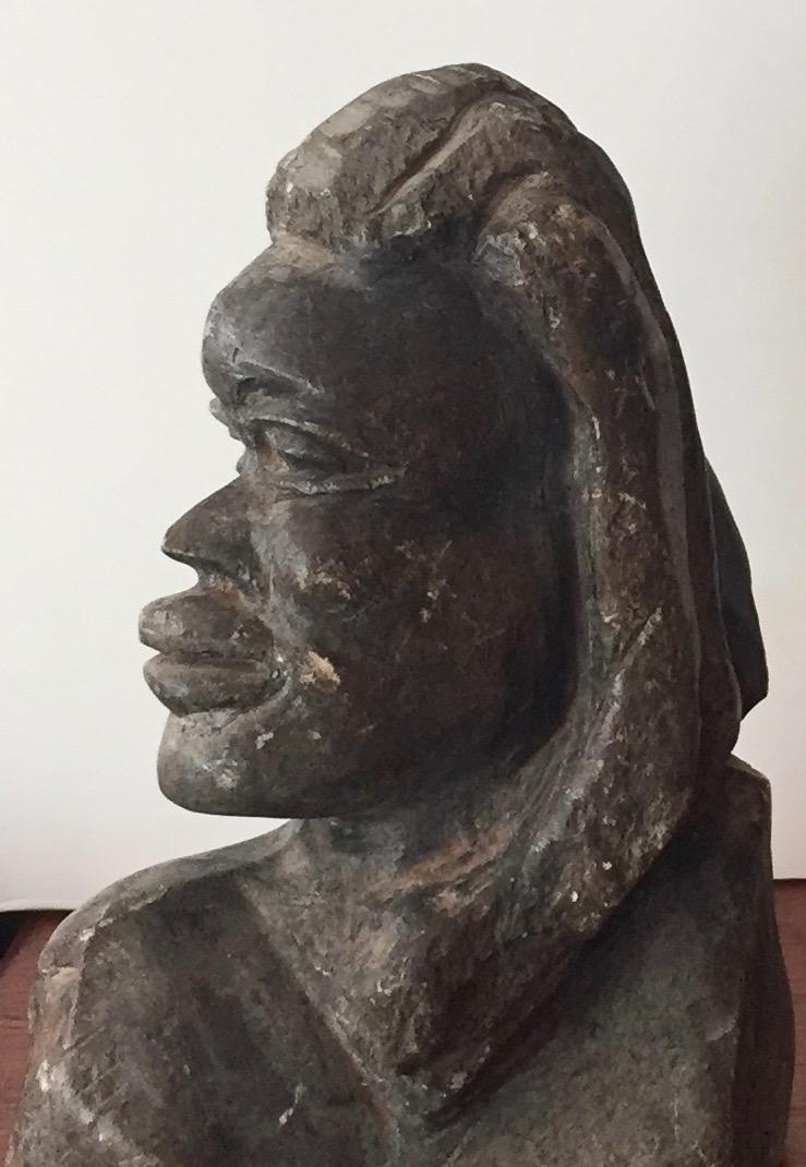 Sculpture_Women_Rose