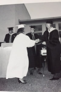 Junior College AA degree 1960