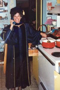 University PhD, 1992